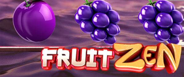 Fruit Zen Slots - Enjoy a bright, colorful classic machine with chances to win big.