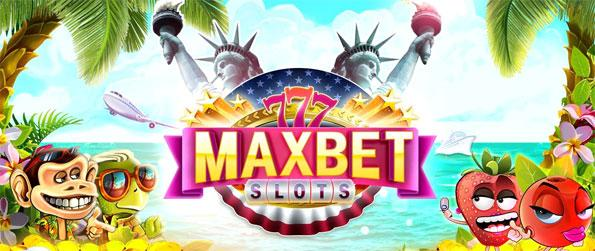 Max Bet Slots - Engage yourself in a delightful slots experience that's guaranteed to please.