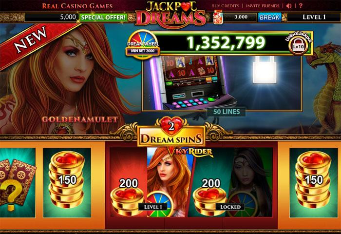 Jackpot Dreams Casino