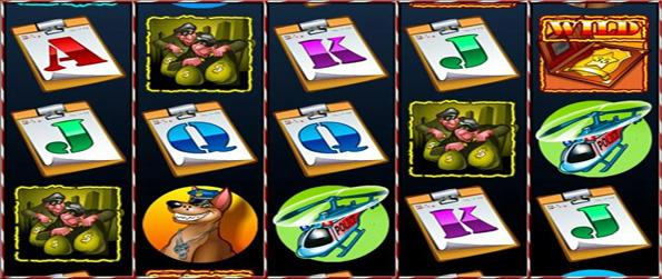SQ Slots - Explore a fantastic slots machine journey in this free Facebook game.