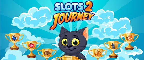 Slots Journey 2 - Select and play through gorgeously themed slots - like you are travelling the world in this unique slots adventure in Facebook.