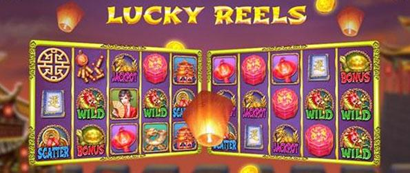 Chinese Slots - Experience an authentic slots game.