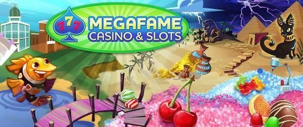 Mega Fame Casino and Slots - Spin the all-new themed slot machines with their own bonus games, scatter plays, and prizes to pay in this brimming new slots game in Facebook.