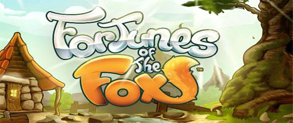 Foxy Fortune Slots - Cute fox and fruity graphics wait to greet you in this exciting slot game.