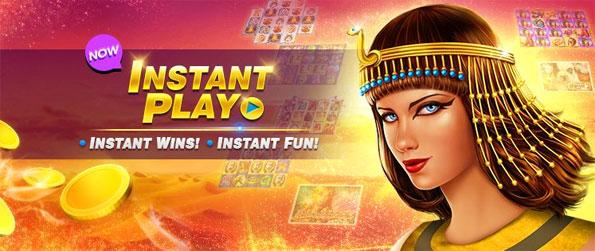 Cleos VIP Room - Play this phenomenal slots game that'll suck you in and keep you hooked for countless hours.