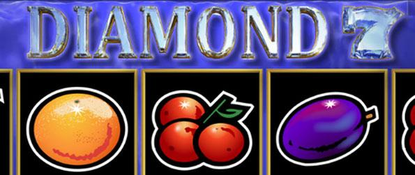 Diamond 7 - Are you in for some simple, yet fun and exciting game of slots?