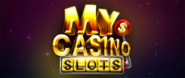 MyCasino - Play this fun and addictive slots game that'll have you coming back for more every single day.