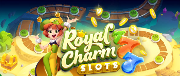 Royal Charm Slots - Win big in this exciting slots game that'll have you captivated for countless hours.