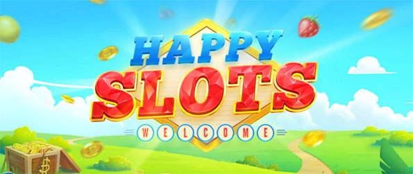 Happy Slots - Enjoy this addicting slots game that you won't be able to get enough of.