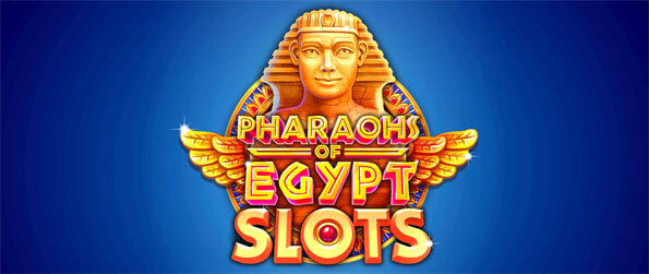 Pharaohs of Egypt Slots - Test your luck in this high-end slots game that you can enjoy in the comfort of your mobile device.