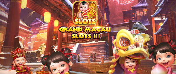 Real Macau 2 - Enjoy this fun and immersive slots game that you'll be able to play in the comfort of your mobile phone.