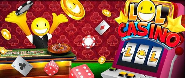 LOLCasino  - Enjoy a new slots experience, with some new games that make it stand out.