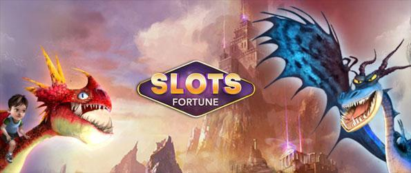 Slots Fortune - Double Lucky - Choose from over 50 slot machine games to play in!