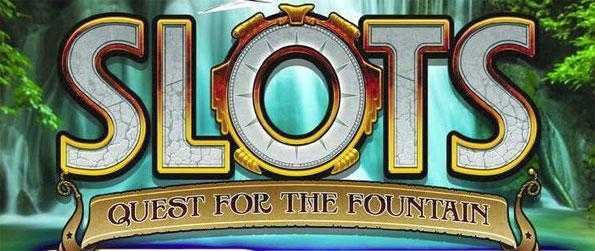 WMS Slots: Quest for the Fountain - Enjoy this high quality slots game that has many memorable gameplay moments.