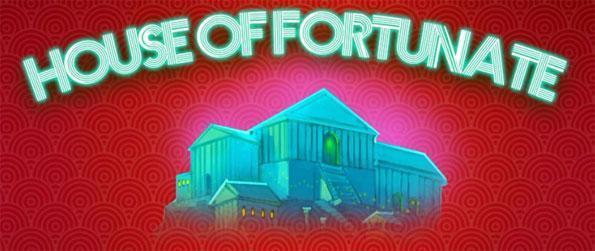 House of Fortunate - Choose your favorite slot machine game and press that button to win!