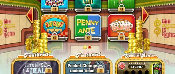 The Price is Right Slots - Set foot on the classic game as you get access over its gambling stage and get some reels spinning in this amusing slots game.