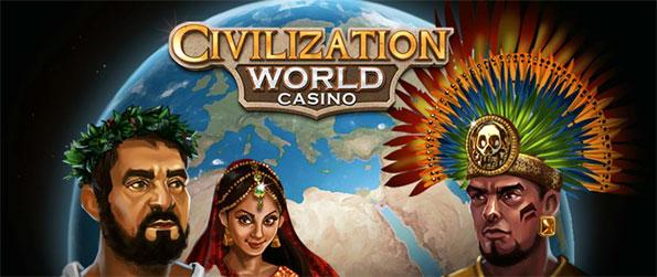 Civilization World Casino - Pick a slot machine game and select the tier you want to compete in.