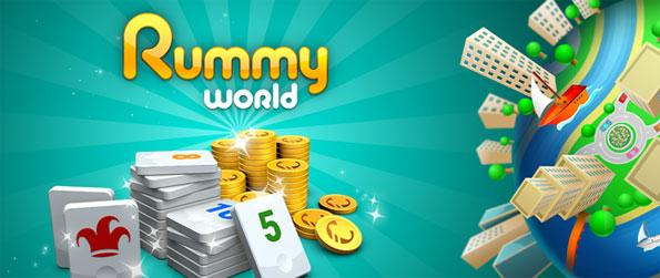 Rummy World - Enjoy this exciting Rummy game that'll have you glued to your screen for countless hours.
