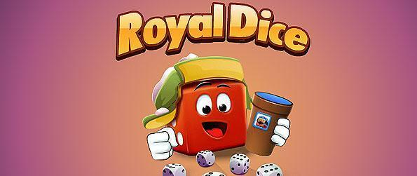 Royal Dice - Put your bets on the table and experience a unique dice gambling game in Royal Dice!