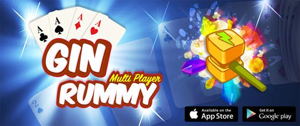 Gin Rummy Multiplayer - Challenge real online players to a classic game of gin in Gin Rummy Multiplayer.