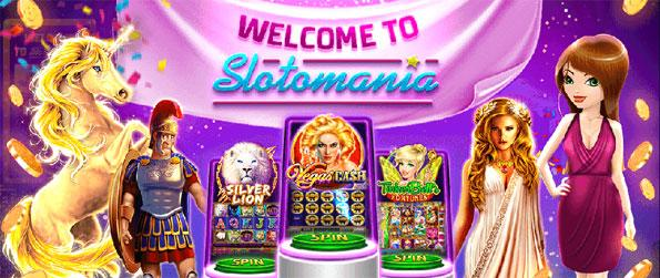 Slotomania - Enjoy this delightful slots game that'll have you glued to your screen for countless hours.