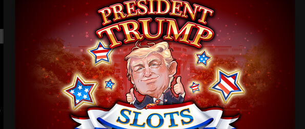 Slots: President Trump - Play with a huge library of slot machines - all based on past and present US presidents.