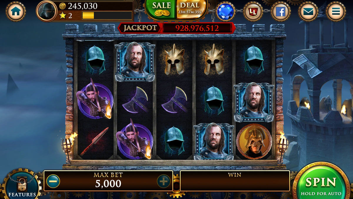 Game Of Thrones Slots Casino Social Casino Games