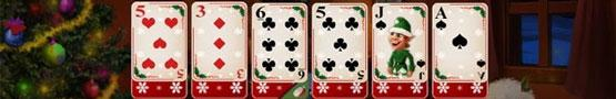 Solitaire Games Online - Solitaire Games for Christmas