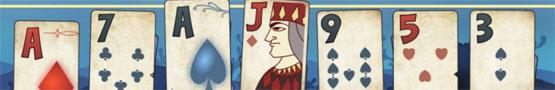 Online Solitaire Games - The History of Solitaire