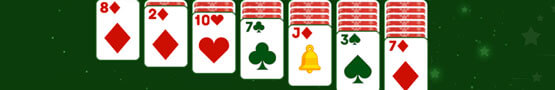 5 Fun Solitaire Games to play this Christmas preview image