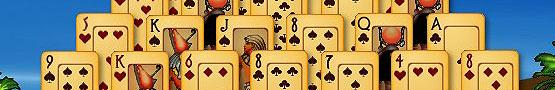 Tactics in Solitaire Games: Pyramid