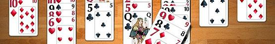 Online Solitaire Games - Most Popular Types of Solitaire