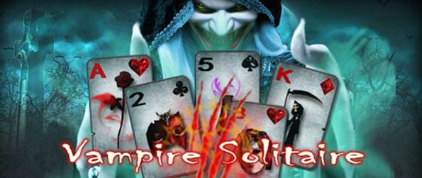 Vampire Solitaire II - Play exciting games of solitaire with unique themes in Vampire Solitaire II.