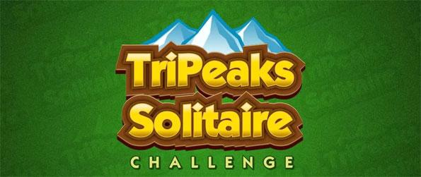 TriPeaks Solitaire Challenge - Enjoy this simple yet addictive solitaire game that'll keep you entertained for hours upon hours.