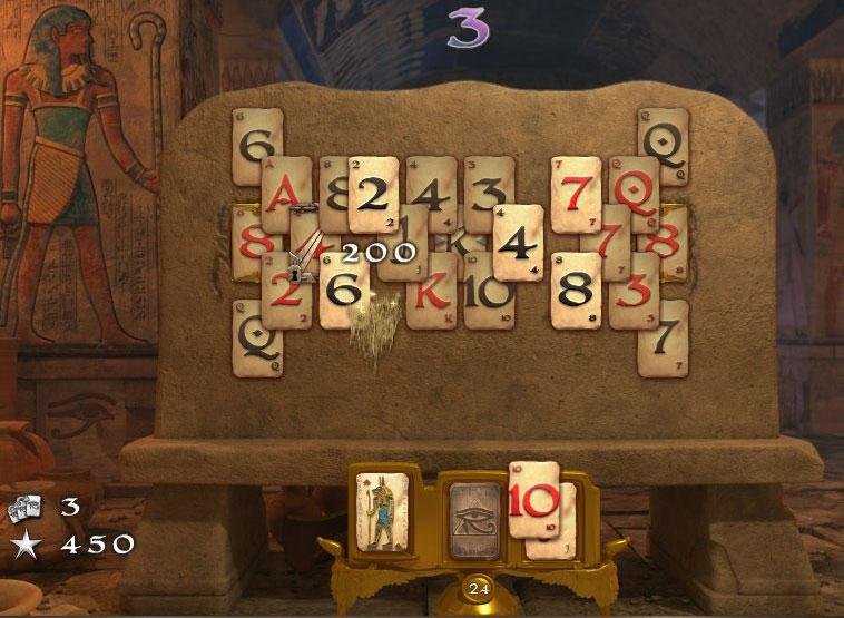 Pyramid Solitaire Saga Solitaire Games Online