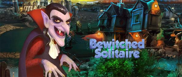 Bewitched Solitaire - Play an eerily irresistible game of Solitaire.
