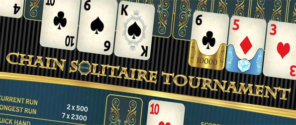 Chain: Deluxe Card Solitaire - Play through this innovative solitaire game that's unlike any other game in the genre.
