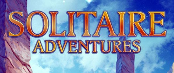 Solitaire Adventures Card Game - Find all the Golden Cards in each level.