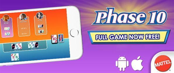 Phase 10 - Get the perfect pastime with this amazing card game Phase 10.