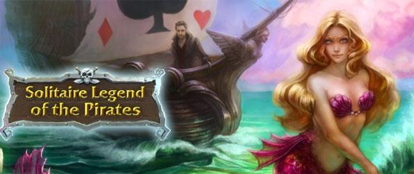Solitaire Legend of the Pirates - Explore the treacherous seas in this addicting solitaire game that's sure to get you hooked.