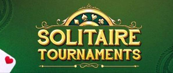 Solitaire Tournaments - Beat other players to win the trophy.
