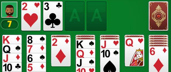 Solitaire Advanced Challenges -   Enjoy a brilliant mobile solitaire game in the classic Klondike style.
