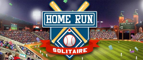 Home Run Solitaire - Follow the journey of a rookie baseball player… in Solitaire format.