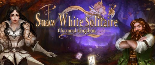 Snow White Solitaire: Charmed Kingdom - Play a solitaire game filled with magic and enchantment. Grab some bonuses and get assistance from helpers to make the games easier.