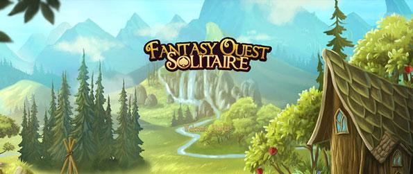 Fantasy Quest Solitaire - Get hooked for countless hours in this phenomenal solitaire game that does not disappoint.