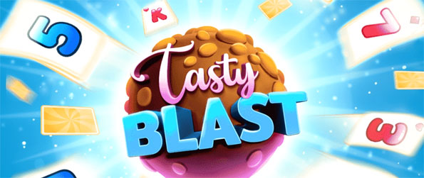 Tasty Blast Solitaire Tripeaks - Enjoy this exciting solitaire game that promises hours upon hours of enjoyment.