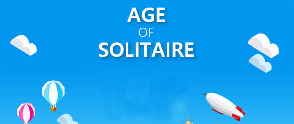 Age of Solitaire - Use your excellent skills at Solitaire to time travel from the Stone Age to the present in Age of Solitaire!