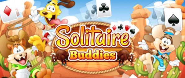 Solitaire Buddies - Join our four furry friends in an epic adventure in the Wild West.