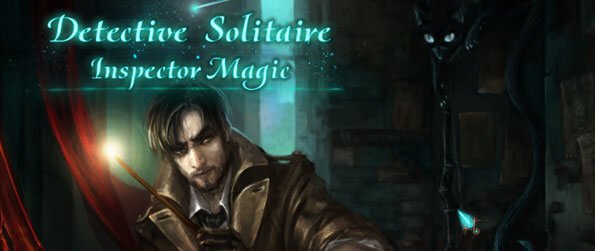 Detective Solitaire Inspector Magic - Enjoy a fun detective-themed solitaire game!