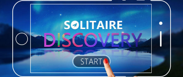 Solitaire Discovery - Experience a new look for one of the classic card games, Solitaire Discovery!